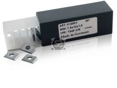 L=7.5 H=12 a=1.5 Replaceable Tungsten Blade Box/10