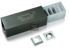L=14 W=14 14x14mm T=2.0 TC Blades Box/10