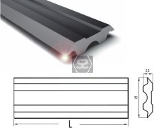 TC Planer Blade for Weinig Centrolock System L=300
