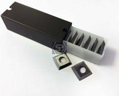 15mm x 15mm x 2.5mm XPlane Tips Box of 10