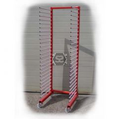 Mobile Drying Rack 25 Bar