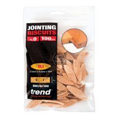 TREND BSC/0/100 Biscuit No 0  100 Off