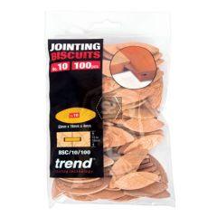 TREND BSC/10/100 Biscuit No 10 100 Off