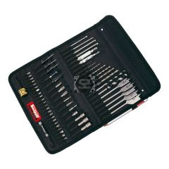TREND SNAP/TH2/SET Snappy Tool Holder 60 Pc Bit Se