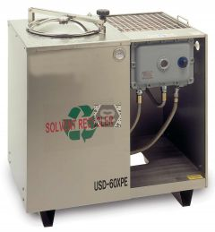 USD 60XPE Solvent Recovery Recycling Machine 60l