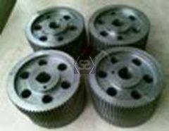 Wadkin Steel Feed Roller Pushfeed D=185mm
