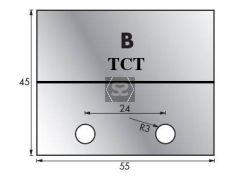 Whitehill B Blanks in TCT [pr]