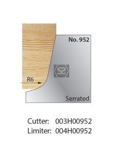 Whitehill Serrated Cill Cutters [pr]  no.952