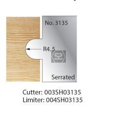 Whitehill Serrated Cutter no.3135 Cutter  [pr]