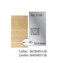 Whitehill Serrated Cutter no.3138 Cutter  [pr]