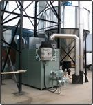 WT25A Automatic Fed Woodwaste Heater