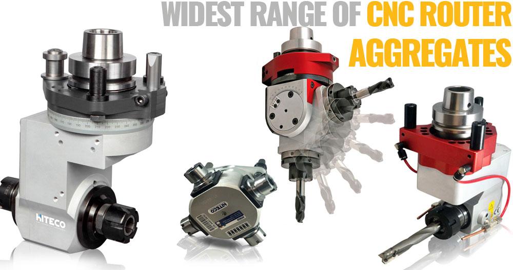 CNC Router Aggregates
