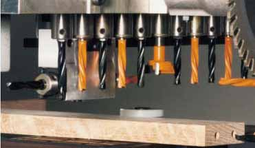 Choose the right Hinge Drill for Your CNC