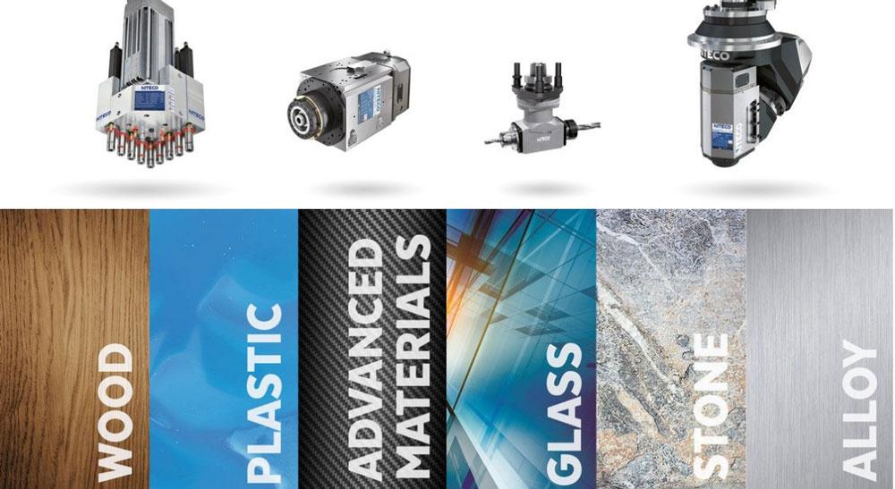 Hiteco CNC Router Parts
