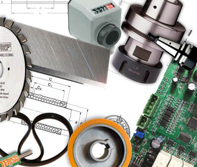 Spare Parts for Homag