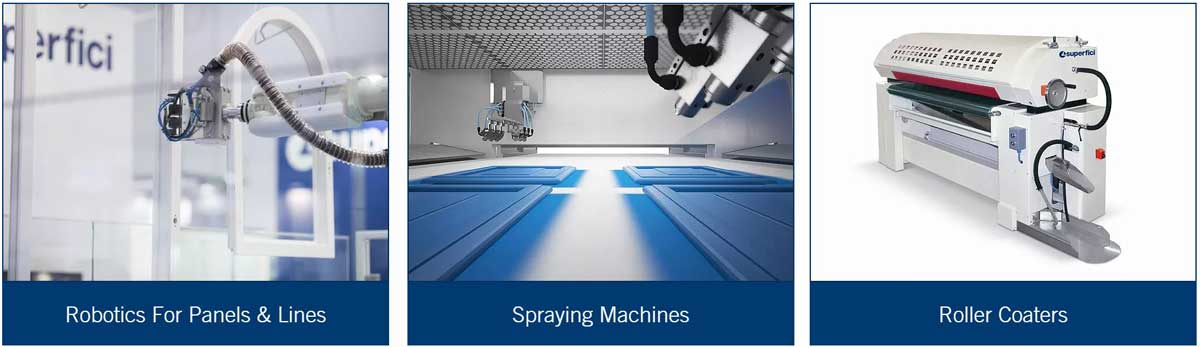 Superfici Spraying Systems