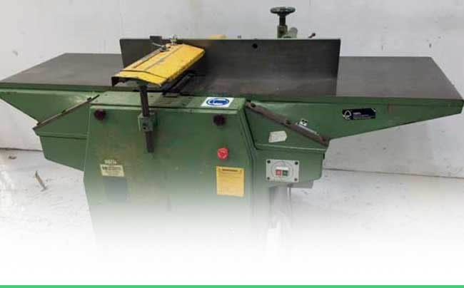 USED SURFACE PLANERS